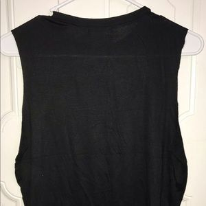 Charlotte Russe Tops - Charlotte Russe Cut off T-Shirt